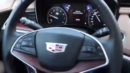 行驶中凯迪拉克方向盘狂抖不止,有人知道是怎么回事吗?