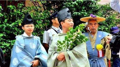 日本掀起认祖归宗热潮!百万日本人呼吁:希望中国可以接纳自己