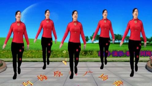 衡水阿梅广场舞《酒醉的蝴蝶》优美旋律,网红最火好听又好看