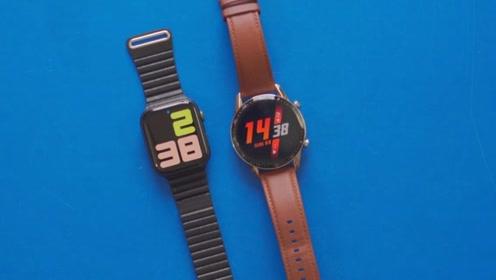 华为 Watch GT 2运动智能手表体验,颜值和做工可以叫板苹果了