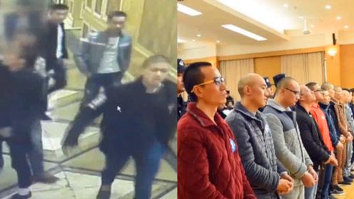 重庆一涉黑组织覆灭首犯获刑23年!曾组织卖淫经营歌厅等非法获利