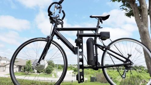 普通人没见过的4款自行车,骑行方式刷新人们三观!