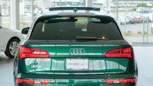 街头现出租车版奥迪,车牌大亮点,最狠车尾字母,网友:保持车距