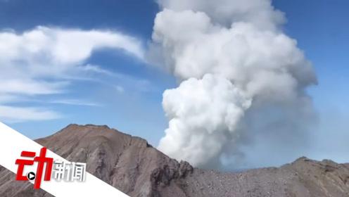 新西兰火山喷发两中国公民烧伤严重 该岛曾一年吸引过万游客