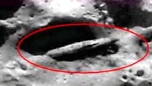 科学家发现,4亿公里外的彗星探测器,传回照片,疑似拍下外星人