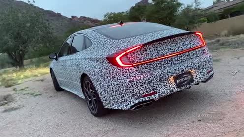 2020款 现代 索纳塔,会是一辆怎样的新车?