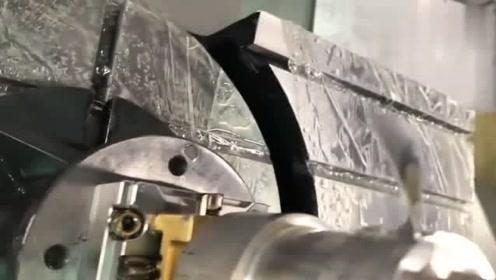 实拍螺旋桨在数控机床上的加工过程,让我们近距离一起感受一下!