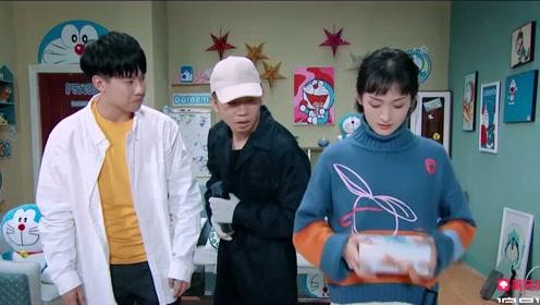 郭敬明问演员想听场面话还是真话,演员们直呼要听真话