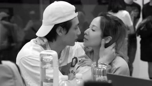 甜炸!萧亚轩新专辑来袭,和男友黄皓亲吻缠绵画面太养眼