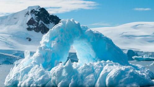 南极冰川消融,隐藏在冰川下的可怕东西也露了出来,到底是什么?
