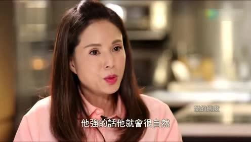 李若彤谈自己的改变:以前是无理由的妥协 现在最起码要互相迁就