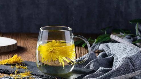 冬季干燥易上火,常喝这碗茶,促进肠胃代谢,润肠通便,清新口气