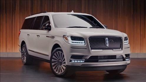 这台SUV不仅仅是大,而且很懂奢华,车长超过5米3,最大马力387匹