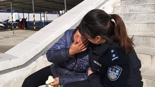 母亲送儿子去自首转身嚎啕痛哭:本想让他在家待两天
