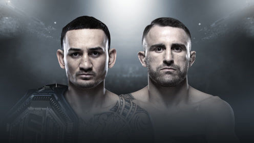 【UFC245 | 倒计时】联合主赛:天佑自信能卫冕【下集】