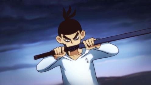 伍六七之最强发型师:小鸡岛陷入危险,阿七即将开启最强外挂,刺客柒附身!