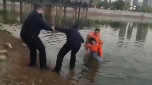 景德镇10多岁少女跳湖轻生 目击者:跳湖前大量饮酒