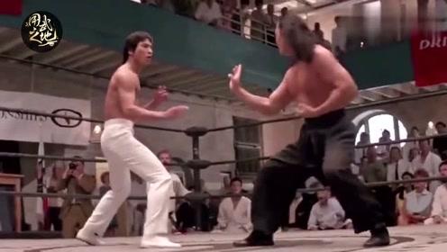 """""""李小龙""""为了证明截拳道,60秒干倒一个人!"""