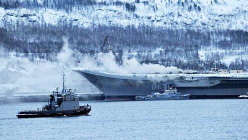 俄唯一航母失火第2天,美国人发文嘲讽印度二手航母,用心何在?