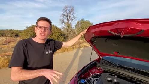 外媒带你看引擎,2020款 马自达CX-30