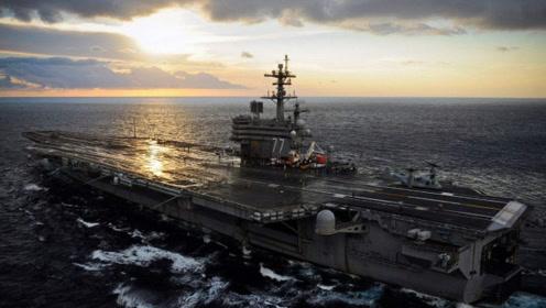 美核航母悄悄进入地中海,年关将至美军再次显露实力,网友:咋回事