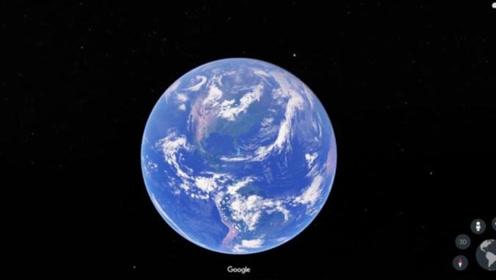 谷歌地球首次披露拍摄范围:覆盖98%的人口地区图像