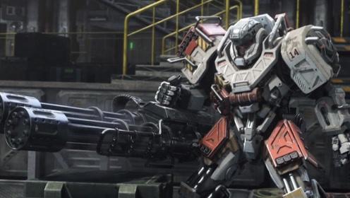 最新震撼科幻大作,重力体机甲部队征战怪兽老巢,燃到热血沸腾!