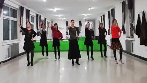现代舞《都说》舞曲DJ动感!舞步轻快动作简单!好看好学