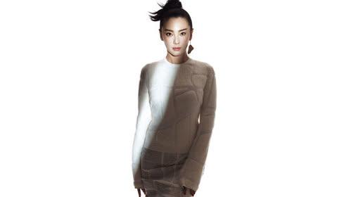 张雨绮登《时装L'OFFICIEL》一月刊封面