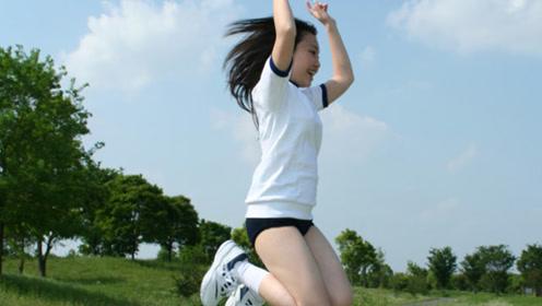 为什么日本女生的体操裤这么短?