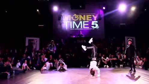 国外小朋友街舞大赛总决赛,这些动作成人都做不了!