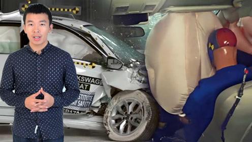副驾驶气囊保护能力差别有多大?