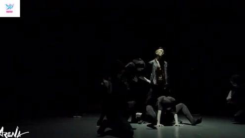 亚洲国际舞蹈大赛国产团队齐舞获得第一名,用周杰伦的音乐燃爆了
