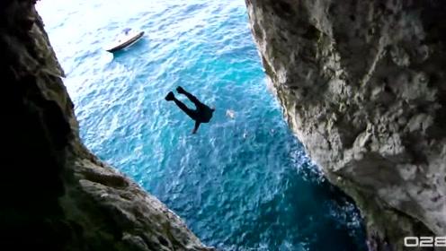 极限运动最佳剪辑1 高难度翱翔迪拜蓝天赏美景 看完很震撼