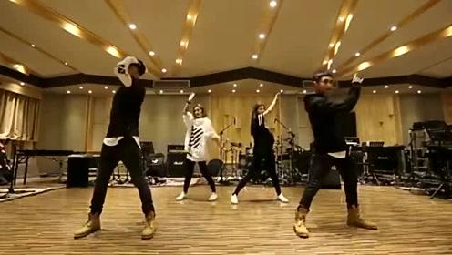 吴亦凡《Bad Girl》舞蹈教学视频