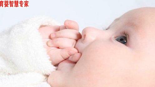 """宝宝吃手""""上瘾"""",需要戒掉吗?你误会了多少?应该怎么处理呢?"""