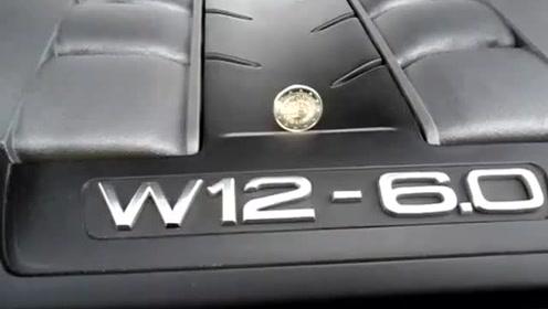 奥迪A8的发动机W12-6.0到底怎么样?做个简单的测试就一目了然