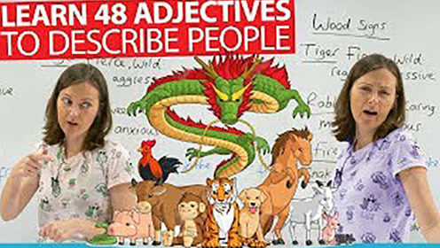 龙马精神英语怎么说?48个中国词汇翻译教你去拜年!