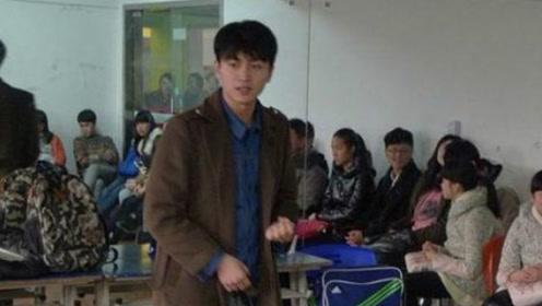陈晓成名前在学校当老师 爆红后还曾跑回去教书