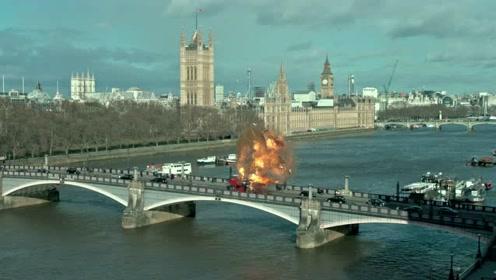 《英伦对决》伏击版海外预告 成龙伏击007逆转战局