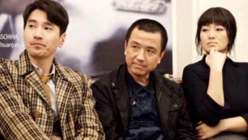 赵又廷和巩俐合作娄烨新片 巩俐素颜略显发福