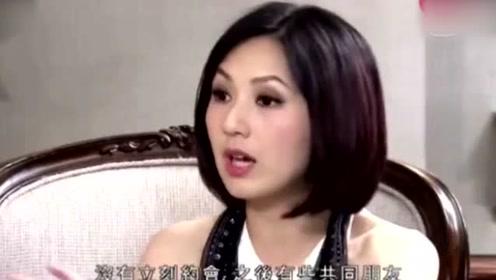 他是蔡卓妍前夫,也是杨千嬅唯一在娱乐圈中承认交往过的人?