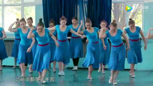 佟丽娅的舞蹈之路,为她点赞