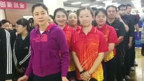 2018年中影股份工会活动——总局乒乓球比赛篇