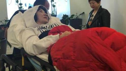 网传歌手陈红患病被紧急送往医院前夫曾因出轨女星被拘