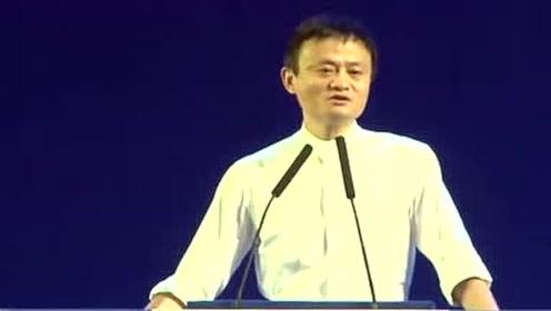 马云说,未来三十年是人类历史最精彩但也是最恐慌的三十年!