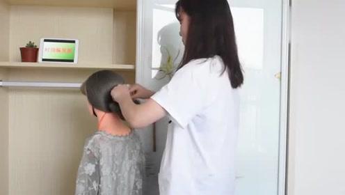 爱美的女生快试一试这款发型,既简单又美观