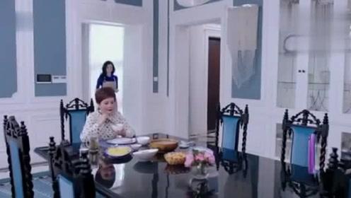 如果,爱:张柏芝被吴建豪接回了家,婆婆心里又不开心了
