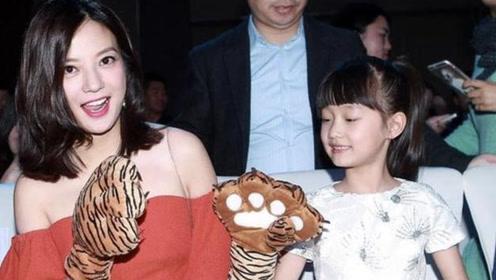 """赵薇""""女儿""""已经10岁了 清纯不输鞠婧祎"""