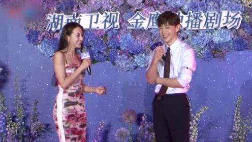 热巴新剧即将上线PK杨幂扶摇 和邓伦发布会甜蜜爆表